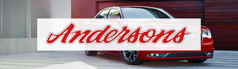 Anderson Chrysler logo
