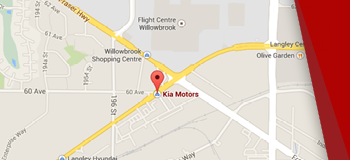 Map to Applewood Kia Langley