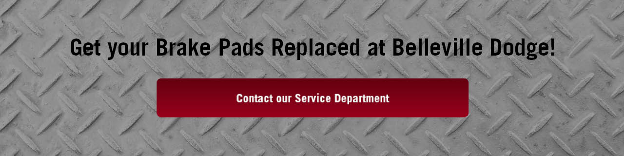 Brake Pad Replacement in Belleville
