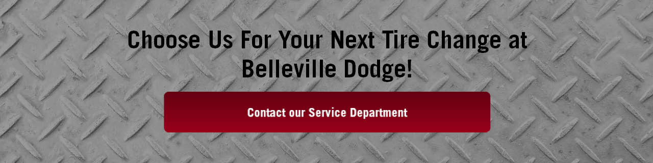 Tire Change in Belleville