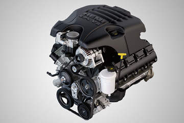 5.7L HEMI engine