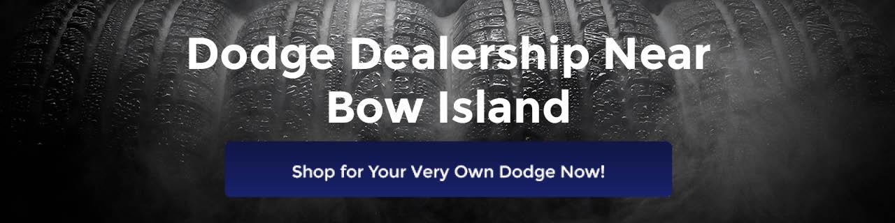 Dodge Dealership Near Bow Island