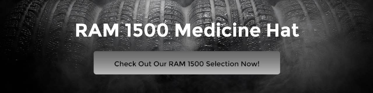 RAM 1500 Medicine Hat