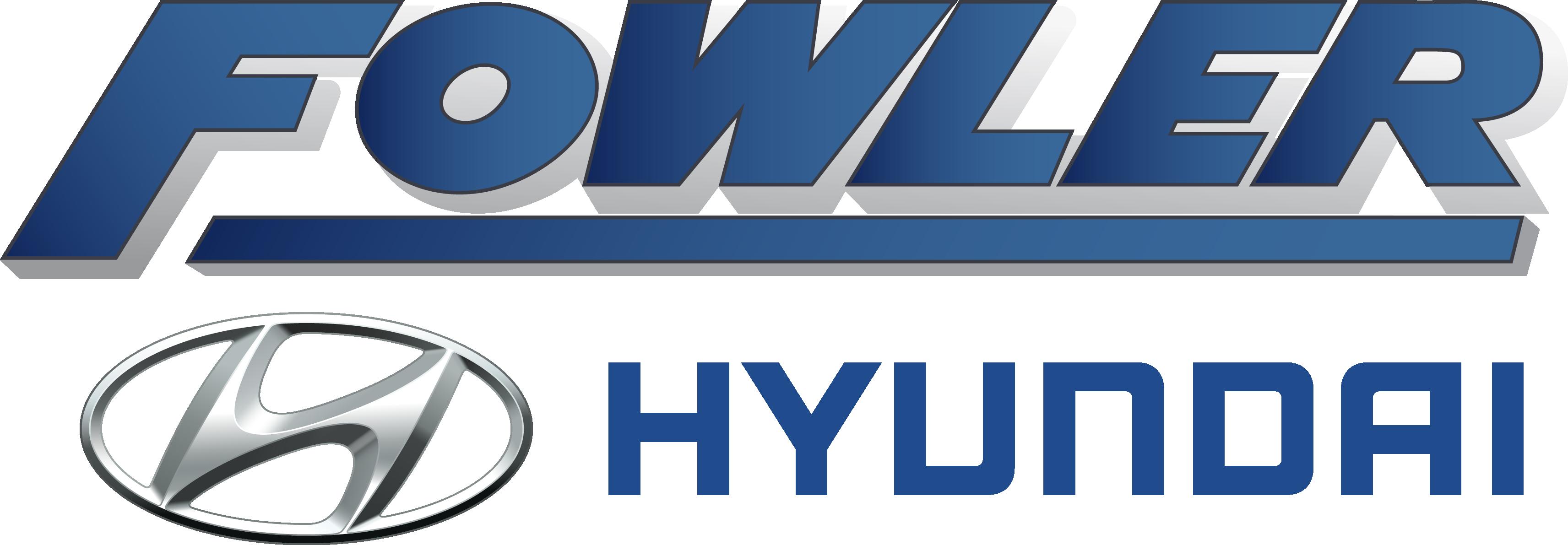 Fowler Hyundai Logo