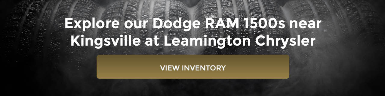Explore the Dodge RAM 1500 near Kingsville