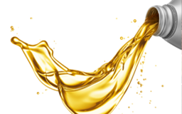 Oil pouring