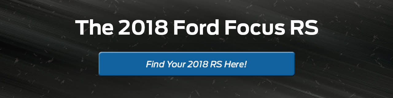 Find Your 2018 RS Here!