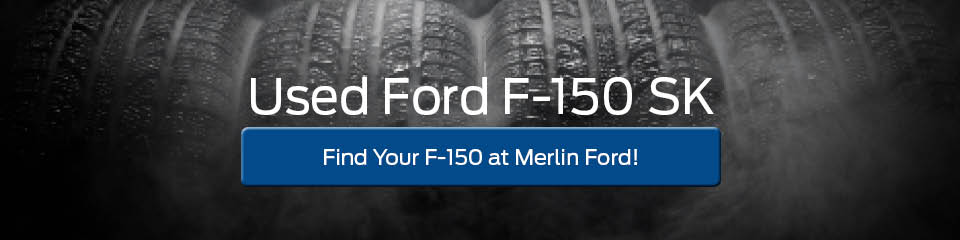 Used Ford F-150 SK