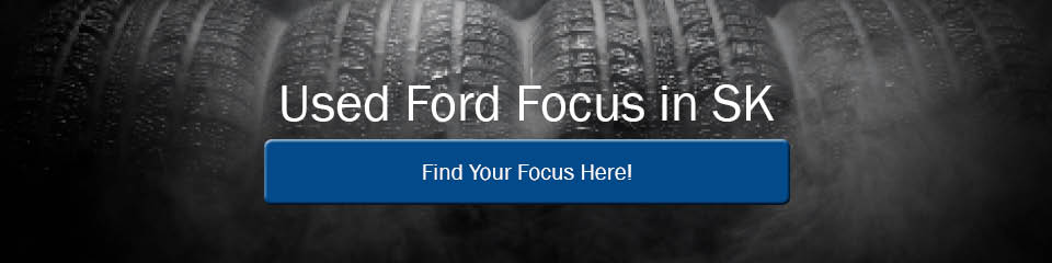 Used Ford Focus in SK