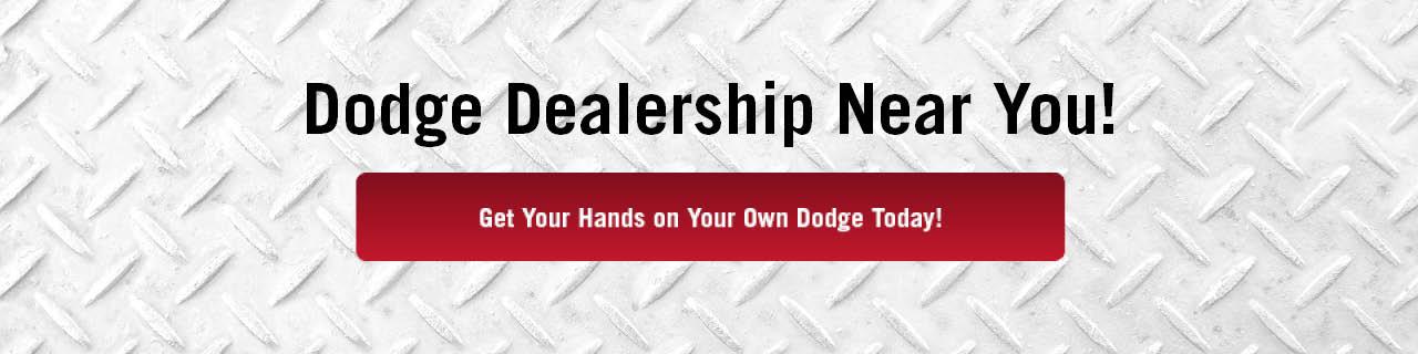 Dodge Dealership Near Mississauga