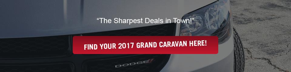 2017 Dodge Grand Caravan Review