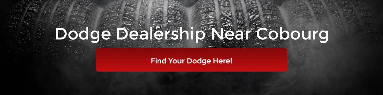 Dodge Dealership Near Cobourg
