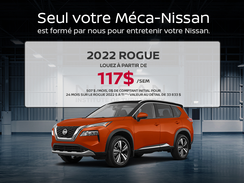 Offre Rogue