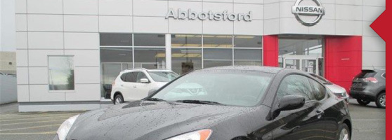 Used Car Dealerships in Abbotsford, BC