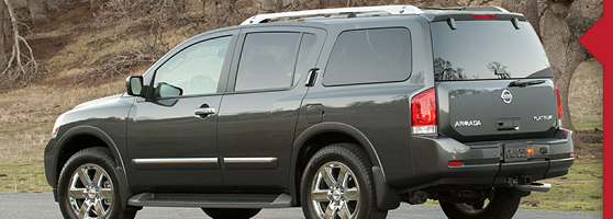 Used Nissan Armada in Abbotsford