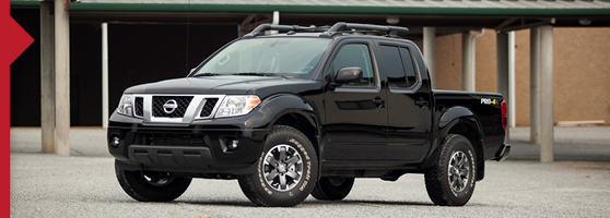 Used Nissan Frontier in Abbotsford