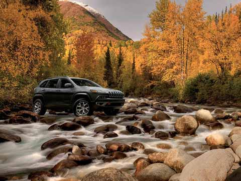 Belleville Dodge - Jeep Cherokee