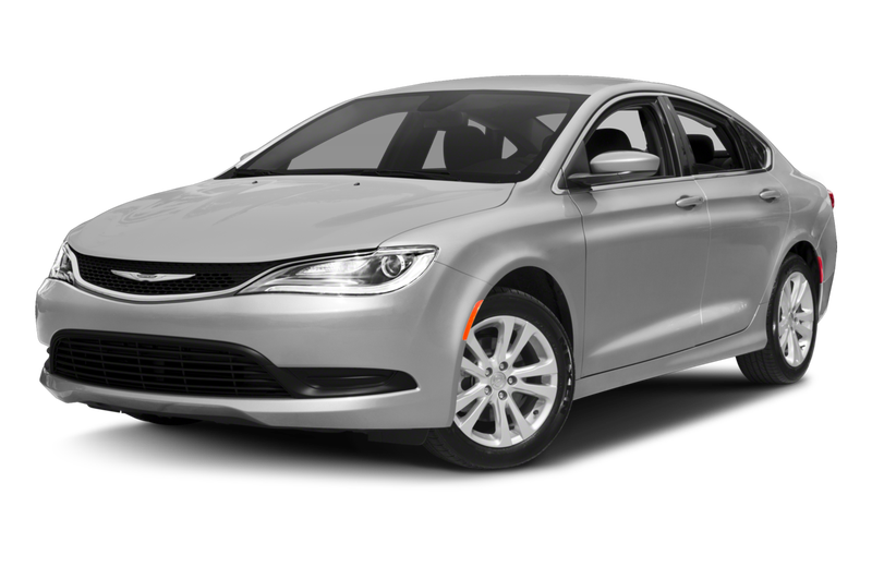 A used Chrysler 200