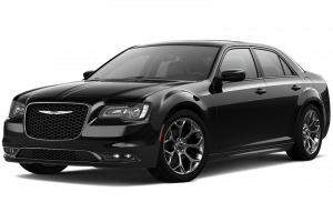 A used Chrysler 300