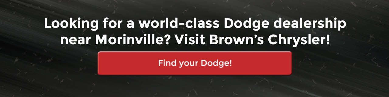 Looking for a world-class Dodge dealership near Morinville? Visit Brown's Chrysler!