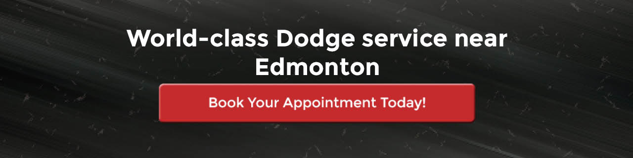World-class Dodge service near Edmonton