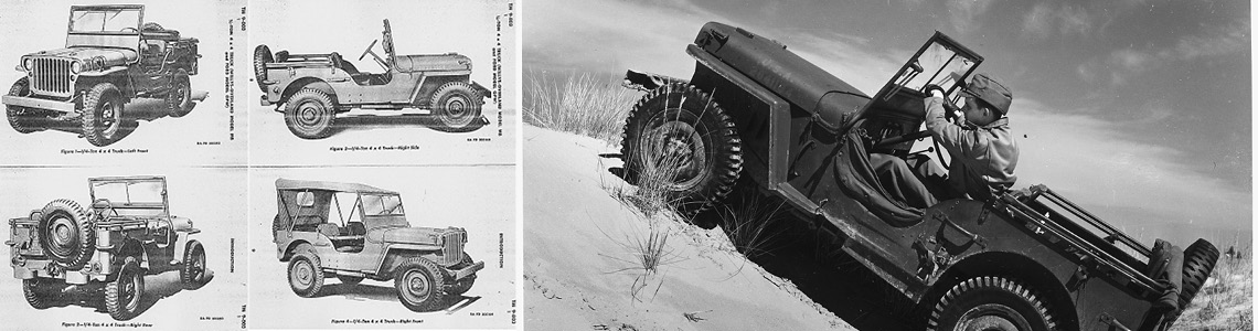 Early Jeep
