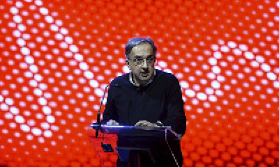 Sergio Marchionne, Chrysler's Canadian CEO