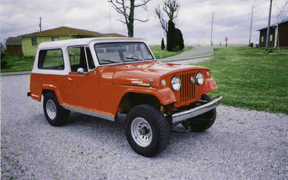 Jeepster Commando (C101)