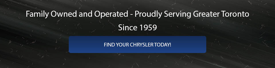 Best Chrysler Dealership Near Toronto