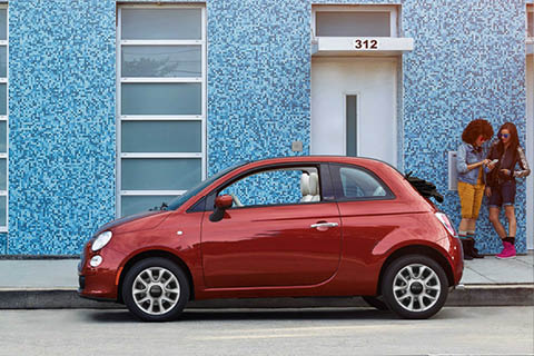 Downsview Chrysler - FIAT 500