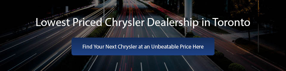 Find Your Next Chrysler at an Unbeatable Price Here