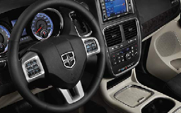 Dodge Grand Caravan interior
