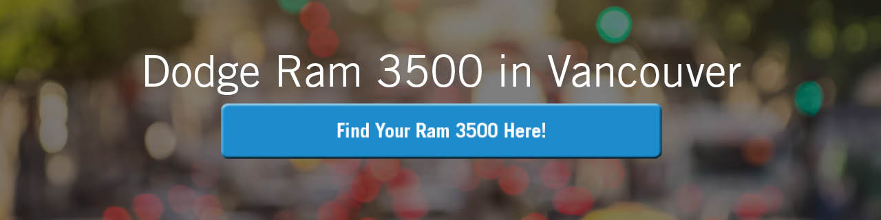 Find Your Ram 3500 Here!