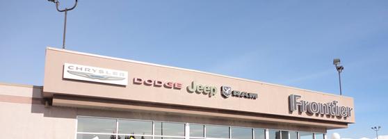 Dodge dealership Prince Rupert