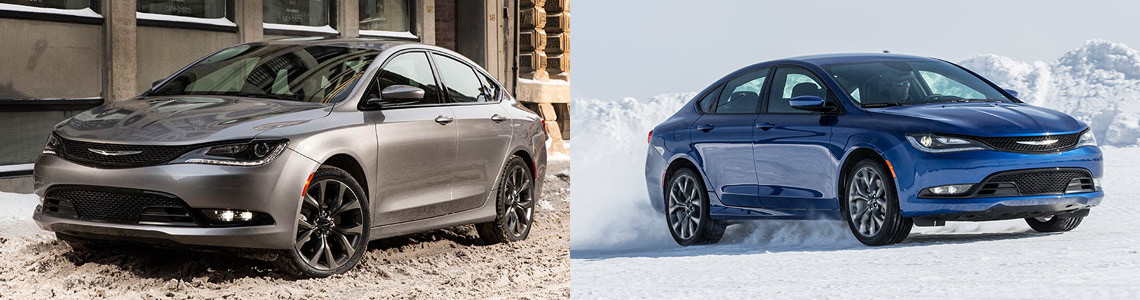 Where does Chrysler do its winter testing?