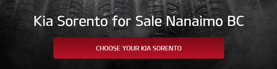 Kio Sorento for Sale Nanaimo BC
