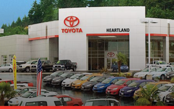 Heartland Toyota dealership