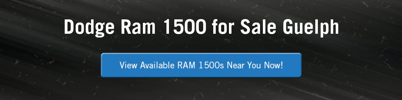 View Available RAM 1500s Near You Now!