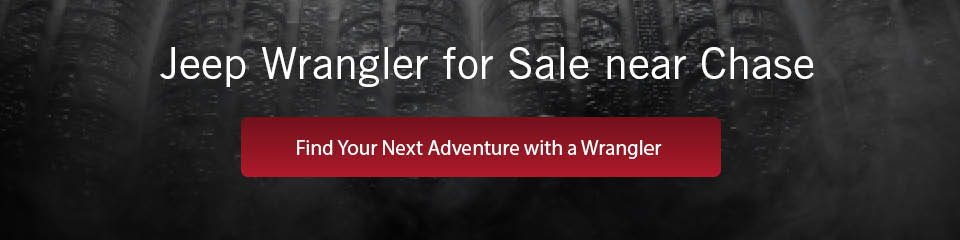 Find Your Next Adventure with a Wrangler