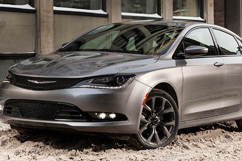 Leduc Chrysler - Chrysler 200