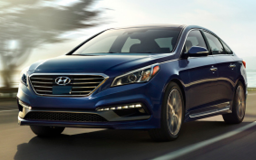 Hyundai Sonata at your local New Westminster Car Dealerships