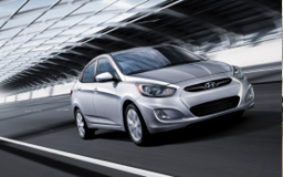 Hyundai Accent used car in Coquitlam, BC