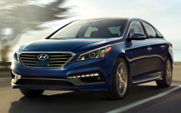 Hyundai Sonata used car in Coquitlam, BC