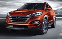 Hyundai Tucson used car in Coquitlam, BC