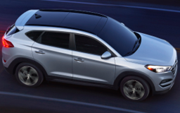 available crossover model, the hyundai Tucson