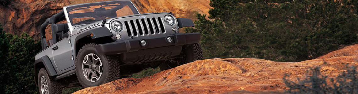 4 great trails to try this fall in your Wrangler