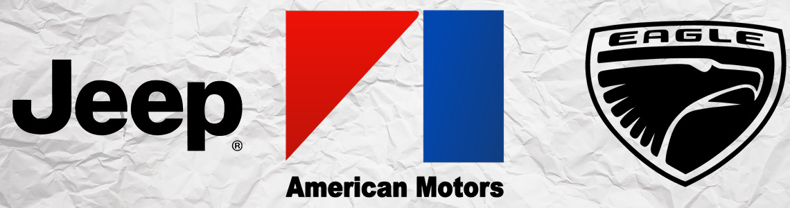 History of Jeep/AMC/Eagle Corporations