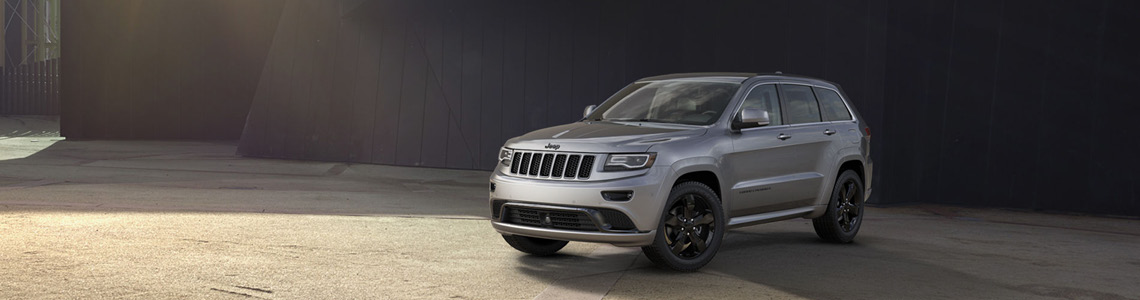 History of the Jeep Grand Cherokee