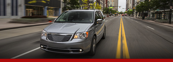 The Chrysler Town & Country