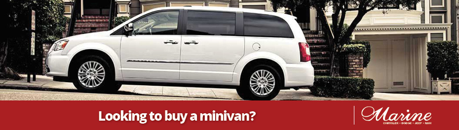Used Minivan Buying Guide